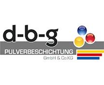 d-b-g Logo